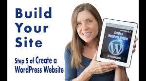 Build A House Website Create A Wordpress Website Step 5 U2013 Build Your Site U2013 Elementor