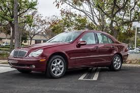 2001 Benz For Sale 2001 Mercedes Benz C240 Sedan Hillbank Motor Corporation