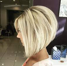 shorter back longer front bob hairstyle pictures latest short long bob hairstyles 2017