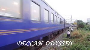 luxury trains of india deccan odyssey the luxury and heritage train of india youtube