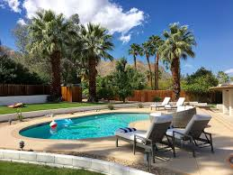 Palm Springs Outdoor Furniture by Greater Palm Springs Modern Desert Retrea Vrbo