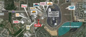 Katy Mills Mall Map Properties Baker Katz