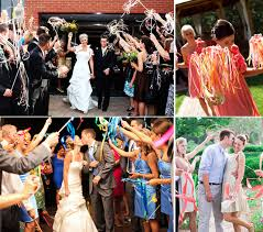 ribbon wands aliexpress buy 50pcs wedding 2 color ribbon wands wedding