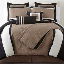 Jcpenney Comforters And Bedding Studio Tranquility 9 Pc Comforter Set U0026 Accessories Jcpenney
