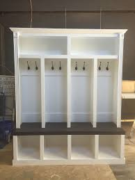 mudroom locker system do it yourself home projects from ana