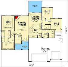 split bedroom floor plan split bedroom ranch with covered outdoor patio 42282db