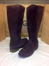 womens ugg boots zipper back ugg australia suede knee high boots for ebay