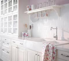 Best Ikea Kitchens Images On Pinterest Kitchen Ideas Ikea - White kitchen cabinets ikea