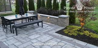 Patio Designs Using Pavers Amazing Of Backyard Paver Ideas 41 Backyard Design Ideas For Small