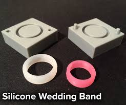 silicone wedding band silicone wedding band ring 5 steps with pictures