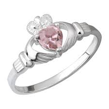 ring with children s birthstones children s rings fields ie
