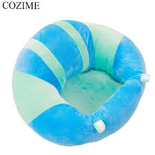 cozime baby sofa seat soft cotton feeding dining chair cushion