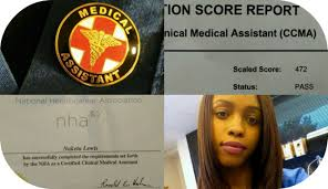 i passed the nha ccma exam youtube