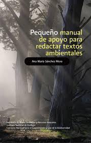 manual para redactar textos ambientales