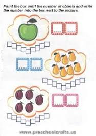 free printable numbers worksheets for kids preschool and