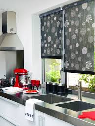 contemporary roller blinds patterns multi coloured vertical blinds