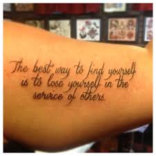 ghandi quote my inner bicep my present to myself for