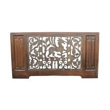 Iron And Wood Headboards by Arts U0026 Crafts Iron And Wood Headboard Aurora Mills Architectural