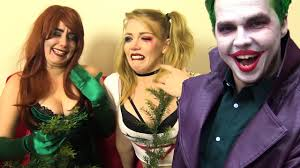 spider man joker batman superhero bloopers youtube