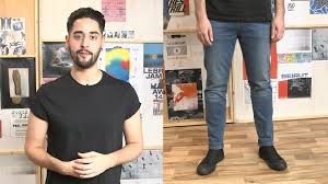 Guys Wearing Skinny Jeans Mens Jeans The Different Styles And Fits James Asos Stylist