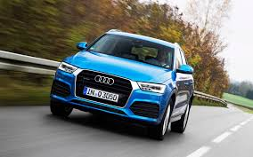audi jeep q3 2016 audi q3 new look for the compact luxury suv the car guide