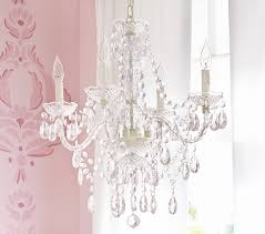 alluring chandelier for baby nursery about home interior