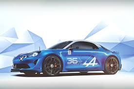 alpine a106 alpine celebration 36 concept honors racing heritage past and present