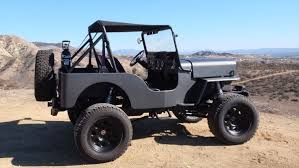 icon 4x4 jeep icon cj3b with a vw tdi diesel u2013 engine swap depot