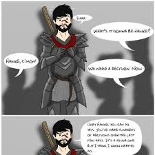 Dragon Age Meme - dragon age 2 hawke s decision by nixxie meme center