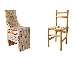 home decor made from recycled materials wouter wigman philosophy on packaging and design