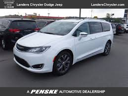 2018 new chrysler pacifica limited fwd at landers serving little