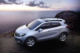 opel silver opel drops a new batch of photos of the mokka crossover