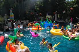 Pool Party Decoration Ideas Beautiful Pool Party Decorating Ideas Pictures Accordingly
