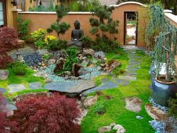 how to recreate your own tranquil outdoor space with zen garden