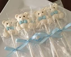 teddy baby shower favors teddy party etsy