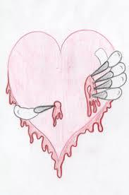 bleeding heart by dragonkin549 on deviantart