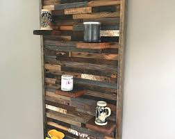 Barnwood Wall Shelves Rustic Wall Decor Etsy