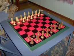 unusual chess sets mdf chess boards chess forums chess com