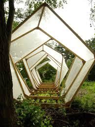 modern green house herb grower outside garden pinterest modern greenhouses
