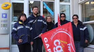 bureau de poste avignon rochefort du gard la grève continue à la poste les négociations