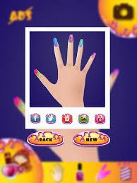 cute nail design for girls u2013 virtual beauty salon with pretty