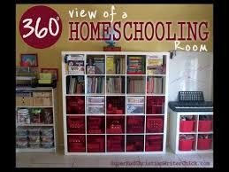 360 view of homeschooling room under 600 youtube