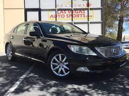 2007 lexus ls 460 sale lexus ls 460 for sale in las vegas nv carsforsale com