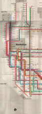 Manhatten Subway Map by Subway Map Of Manhattan Manhattan Subway Map Nymap Net Maps