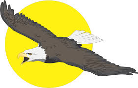 eagle flying cliparts free download clip art free clip art