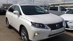 lexus suvs 2013 lexus certified white 2013 rx 350 awd touring package in depth