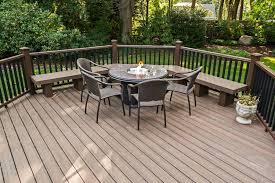 Composite Patio Table Composite Decking