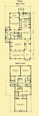 narrow lot home plans farmhouse house plan 70816 narrow lot house plans bedrooms and house