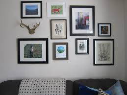 Pictures On The Wall by Images Of Picture Frames On A Wall Home Design