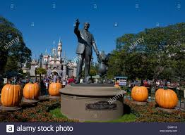 disney halloween background images view of the partners statue of walt disney and mickey mouse with